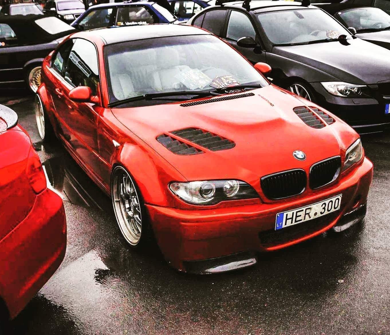 BMW E46 Coupe CSL Widebody